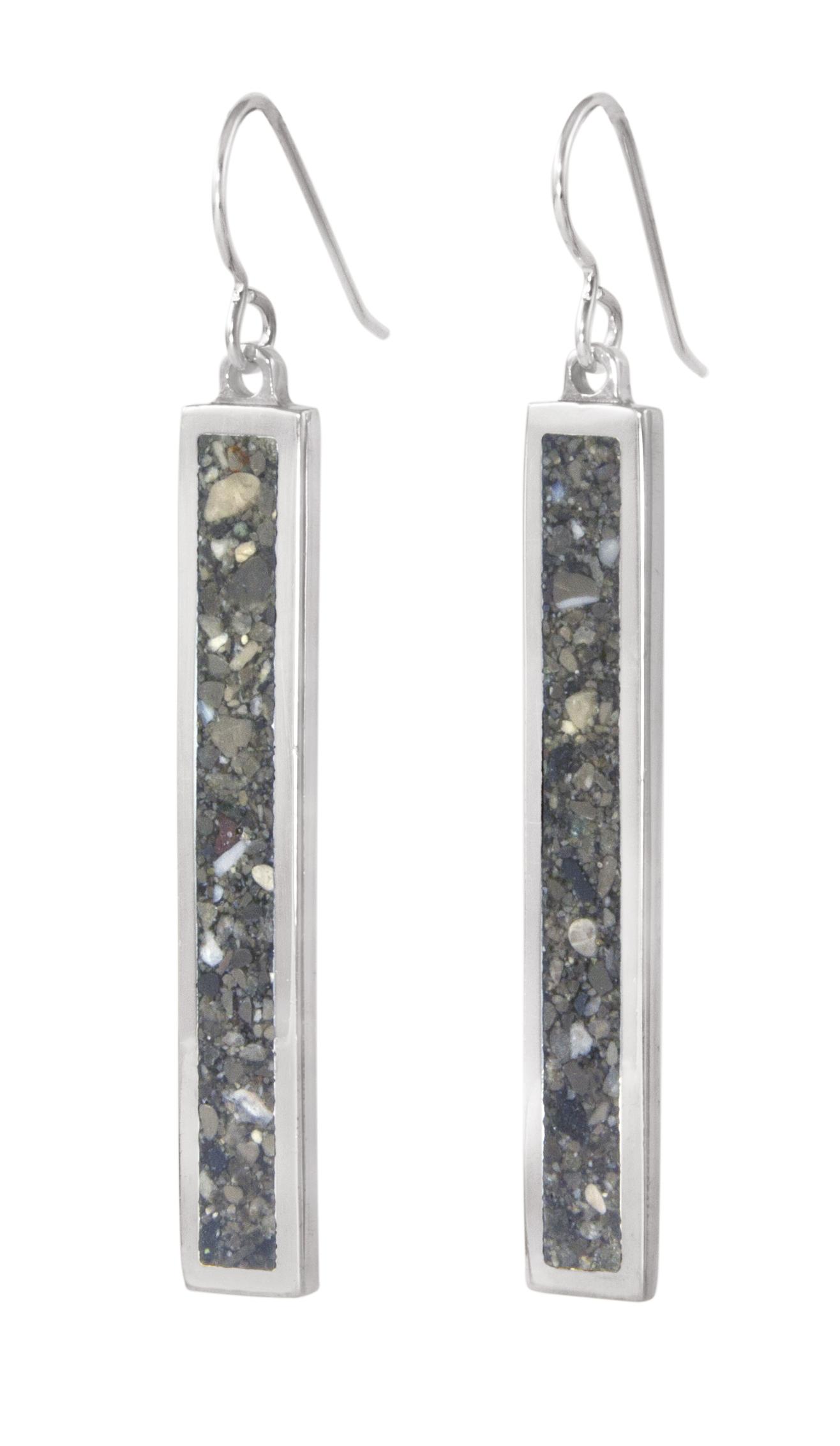 Matte Jewelry Earring