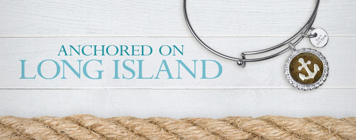 Anchored on Long Island