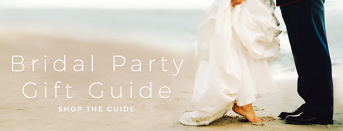 Meaningful Wedding Gift Ideas: Meaningful Bridal Party Gifts