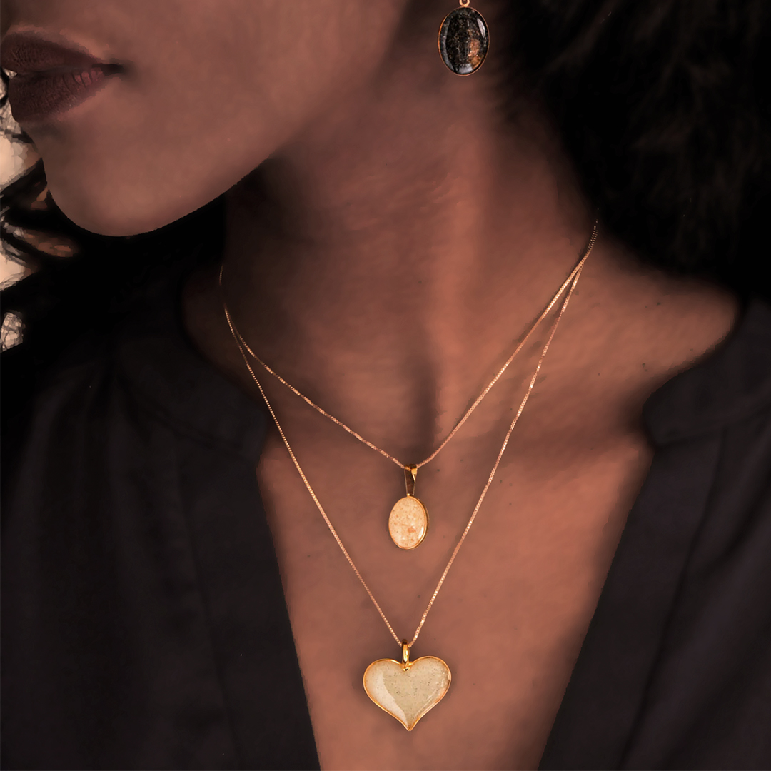 How to Layer Necklaces Dune Jewelry