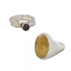 wear your beach in a ring style
