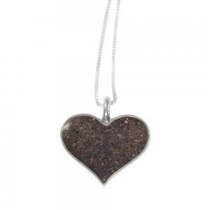 big sur heart necklace