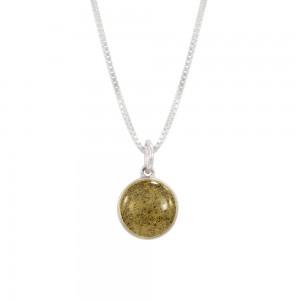 sandglobe necklace cape cod sand