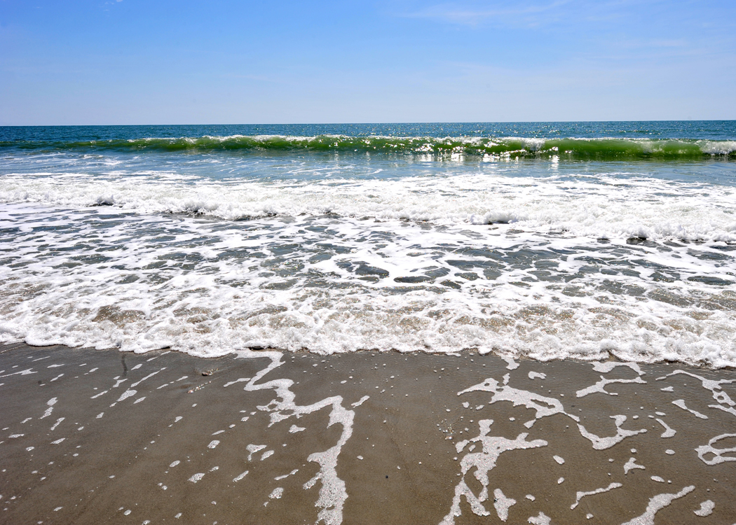 MYRTLE BEACH, S.C. -- Myrtle Beach April 20, 2010. Myrtle Beach is Sixty miles of soft sandy beach, entertainment and attractions for everyone, endless shopping, exquisite dining, thrilling water sports and so much more. (U.S. Air Force photo/Airman 1st Class Amber E. N. Jacobs)