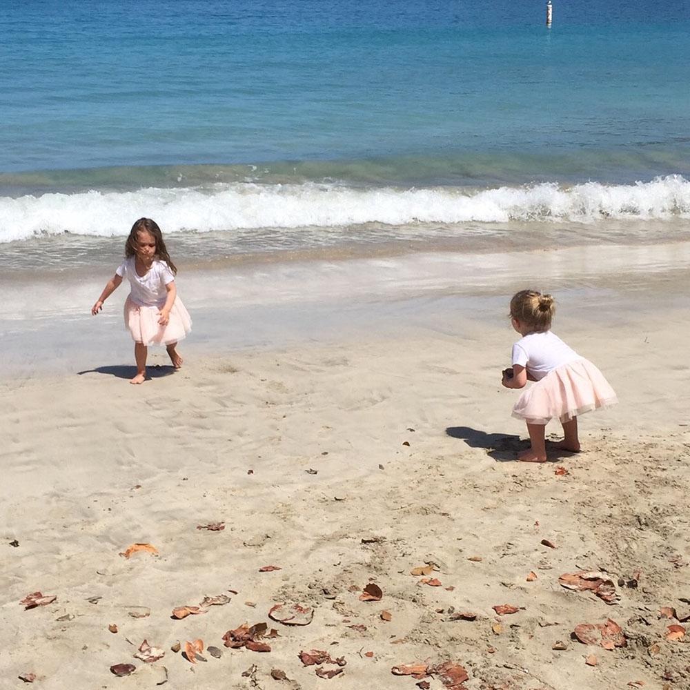 beach sand playground