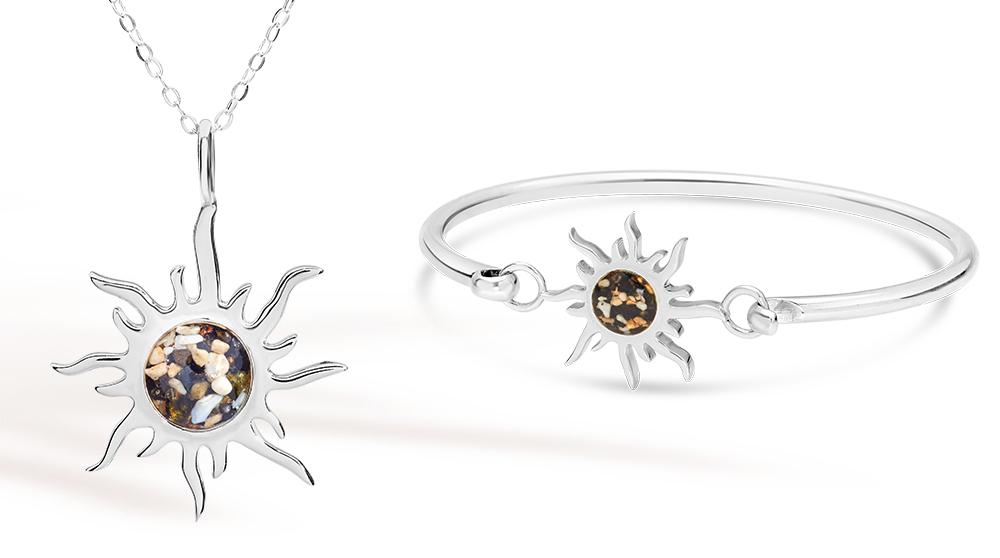 sunburst collection jewelry