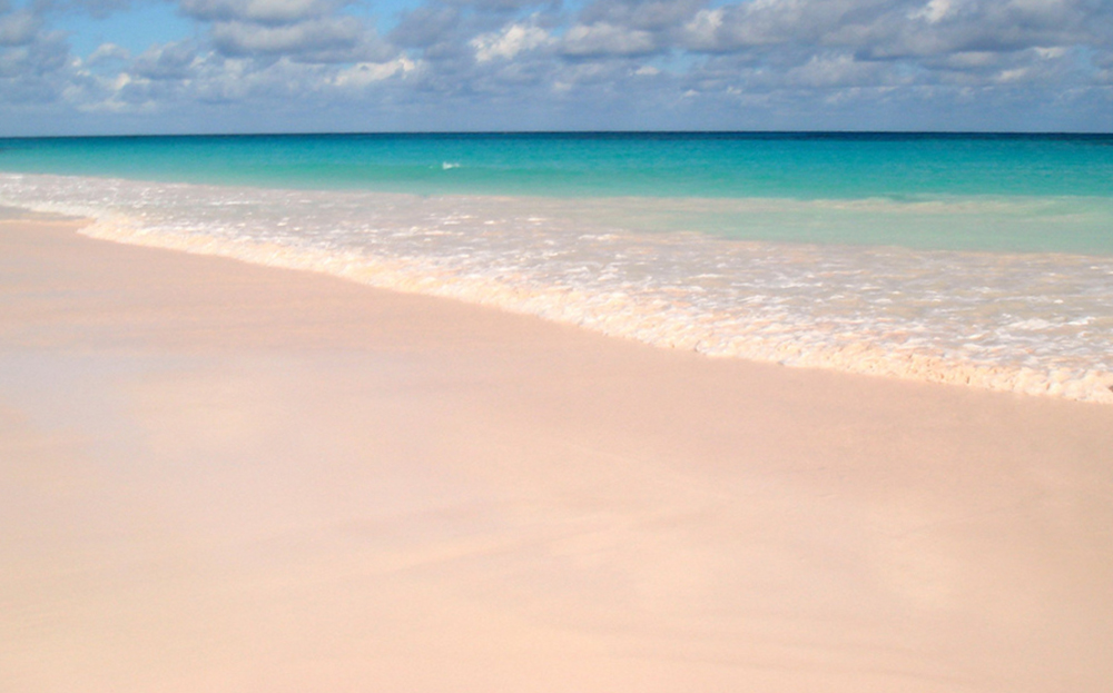 Pink Sand Beaches Harbour Island Bahamas