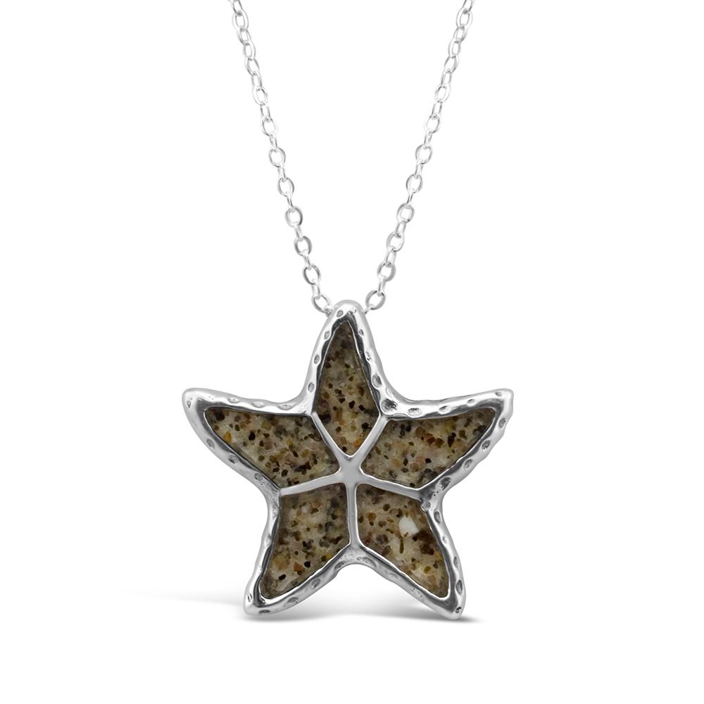 resort-wear-texturedstarfishnecklace_dunejewelry_atlantiqueparkfireislandnewyork