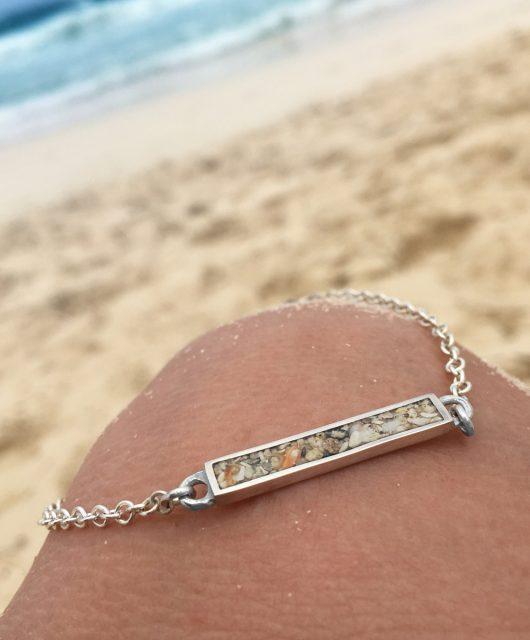 Sandbar Bracelet - Nautical Jewelry