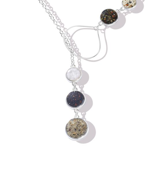 Mooring Tether Necklace - Fall Jewelry Trend