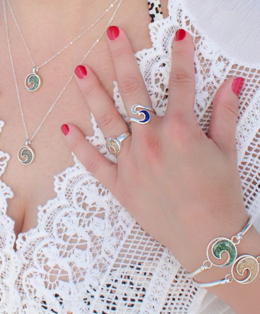 wave collection rings our Favorite Jewelry