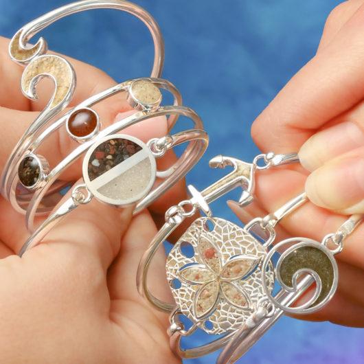 Galentine's Travel Story Bracelets