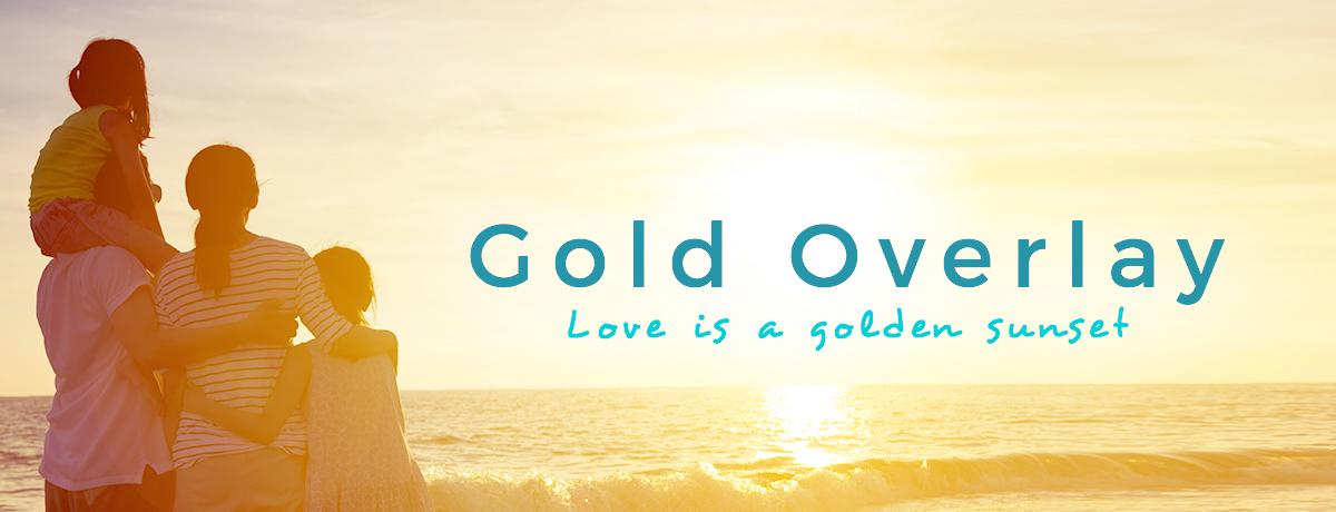 Gold Overlay