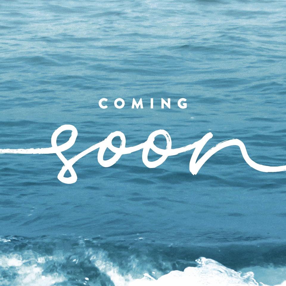 Round Beaded Bracelet - Ocean Blue Seaglass