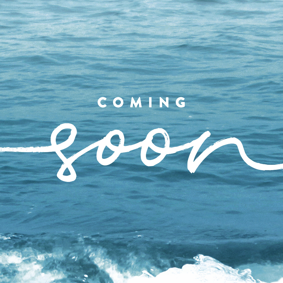 Gold Beach Charm - Wave